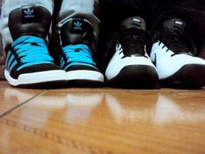 Adidas vagy Nike