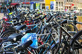Holland kerékpárok
