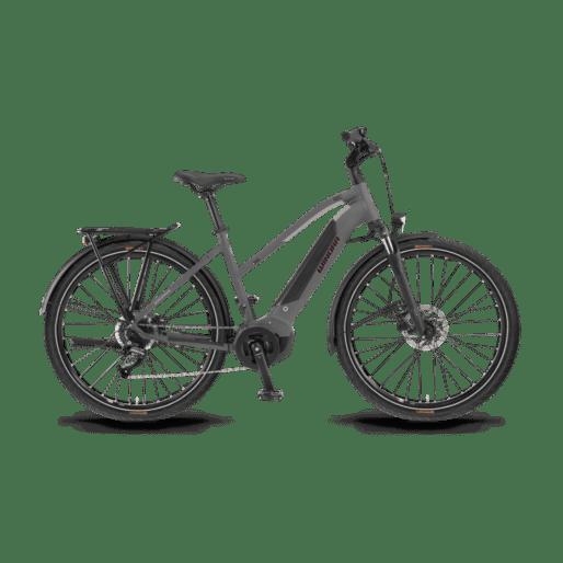 Winora elektromos kerékpár